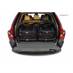 Kit bags for the Volvo Xc90 I (2002-2014)