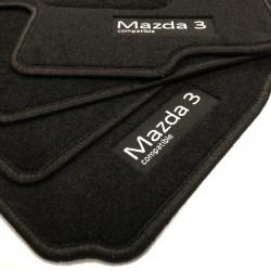 Fußmatten Mazda 3 (2004-2014)