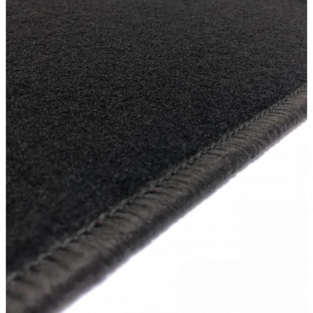 Para seat ibiza 6l año 04//2002-05//2008 auto alfombras//auto-tapices