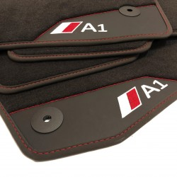 Floor Mats, Leather Audi A1
