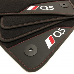 Floor Mats, Leather-Q5