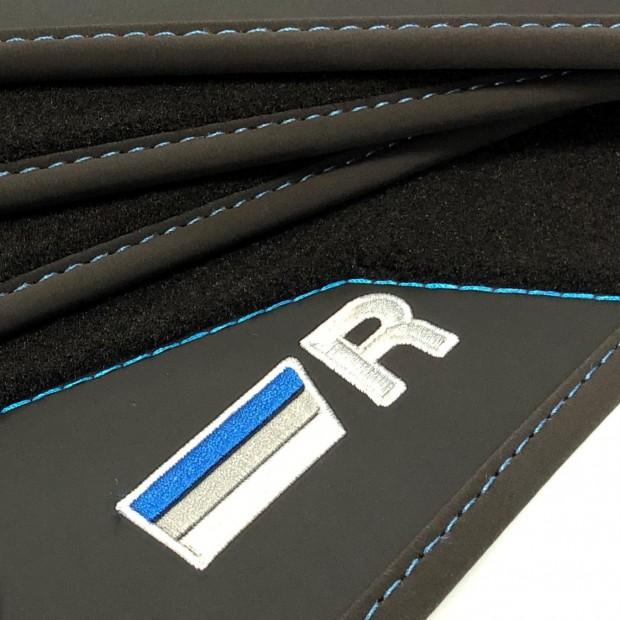 Fußmatten Leder-Volkswagen Golf 5, R32