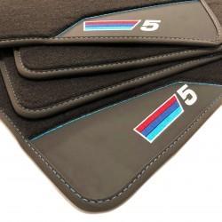 Os tapetes de Couro BMW E60