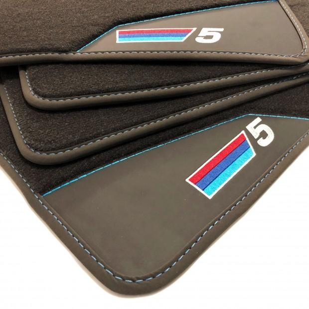 Floor mats, Leather BMW E60