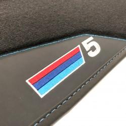Matten Leder BMW E60