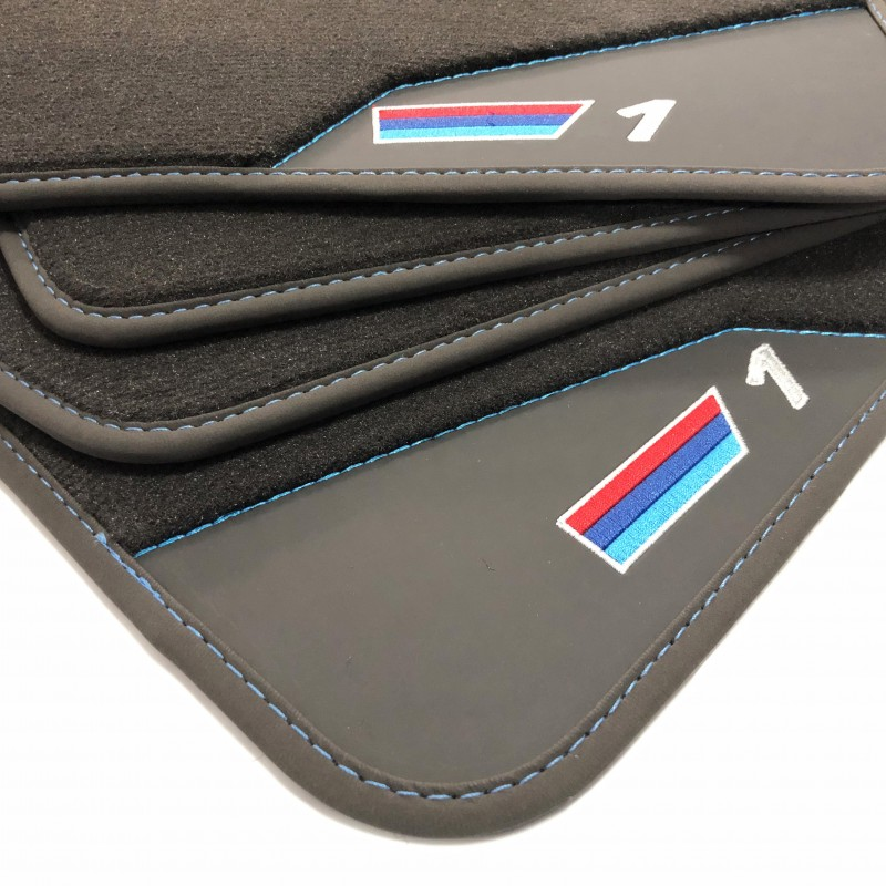 Floor mats, Leather BMW F20