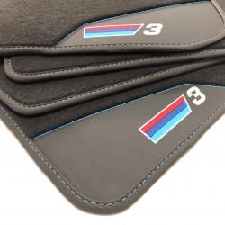 Alfombrillas cuero BMW Serie 3 E30 (1982-1994)