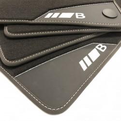 Floor Mats, Leather Mercedes B-Class W246