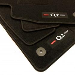 Floor mats, Audi Q2 (2017-present)