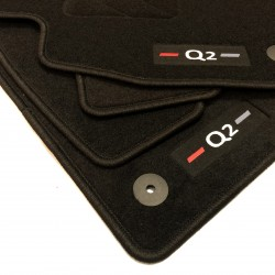 Fußmatten Audi Q2 (2016-heute)