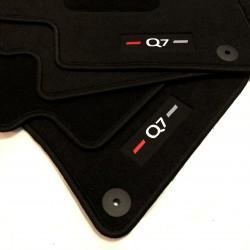 Alfombrillas Audi Q7 4M 15-actualidad