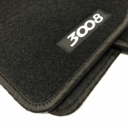 Floor mats Peugeot 3008...