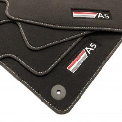 Floor mats, premium Audi A5 F5 sportback (2016-present)