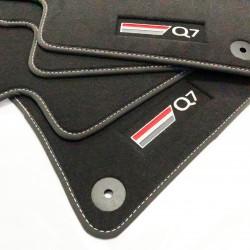 Floor mats, premium Audi Q7 4M (2015-present)