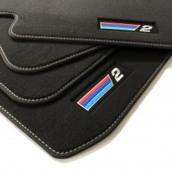 Premium-teppichmatten BMW 2...