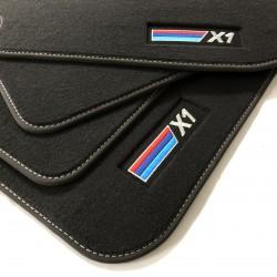 Floor mats, premium BMW X1...