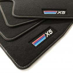 Alfombrillas premium BMW X5 E70 (2007-2013)