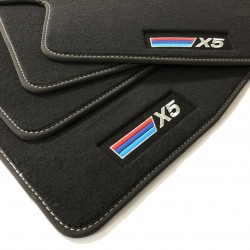 Premium-teppichmatten BMW X5 E70 (2007-2013)