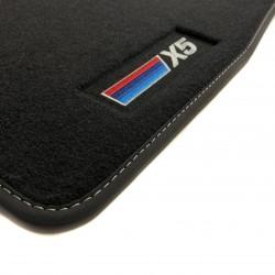 Alfombrillas premium BMW X5 F15 (2013-2018)