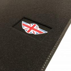 Floor mats, premium Mini Countryman R60 / Paceman R61 (2010-2017)
