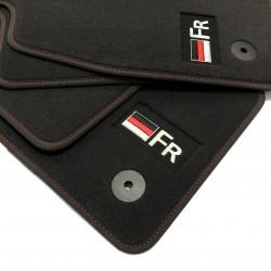 Floor mats, premium Seat Ibiza 6L (2002-2008)
