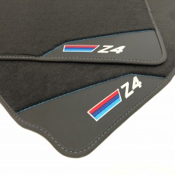 Floor mats, Leather BMW E85