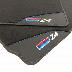 Le stuoie del pavimento, in Pelle BMW Z4 E85 (2004-2009)