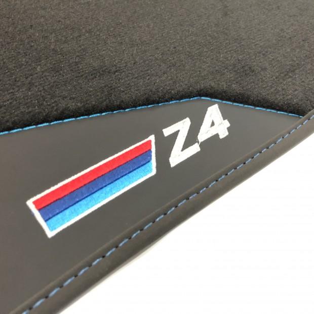 Os tapetes de Couro BMW E85