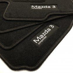 Alfombrillas mazda 3