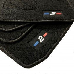 Tapetes BMW Série 2 F22 Coupe (2014-2020)