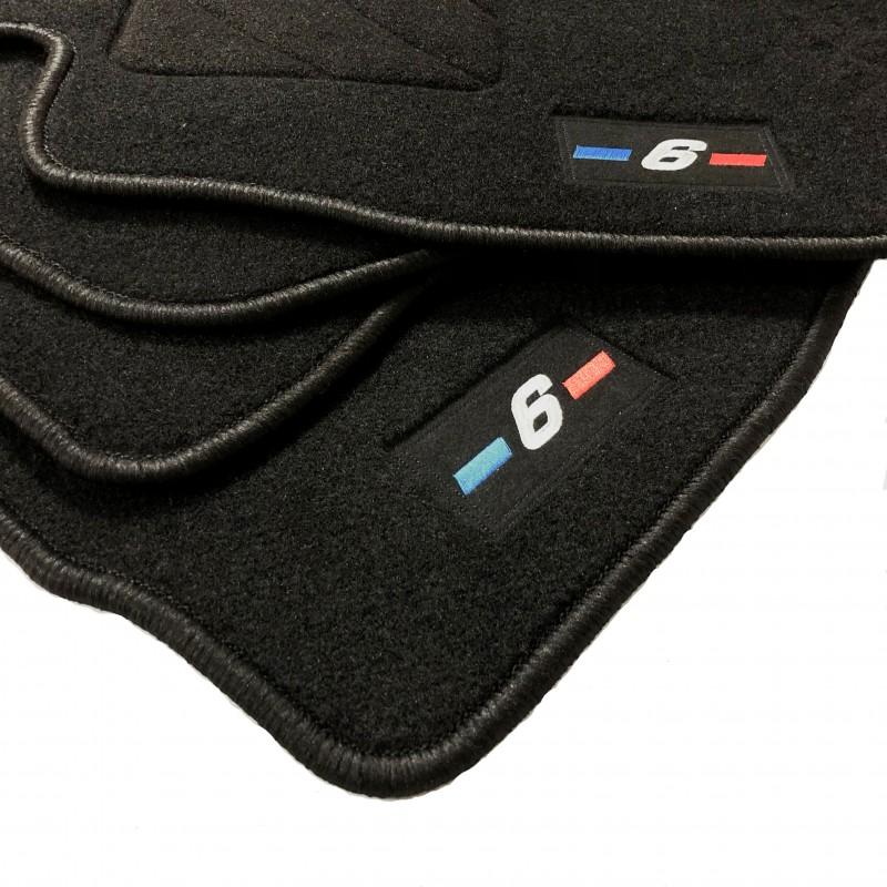 Tapis de Sol de Tapis pour BMW Serie 6 F06 No Original Personnalisable 88