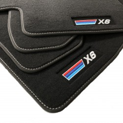 Alfombrillas premium BMW X6...