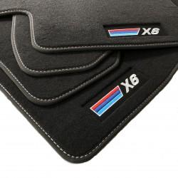 Floor mats, premium BMW X6...