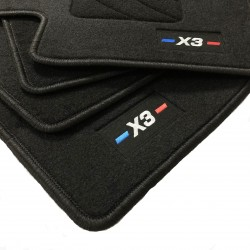 Alfombrillas BMW X3 e83