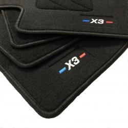 Fußmatten BMW X3 e83