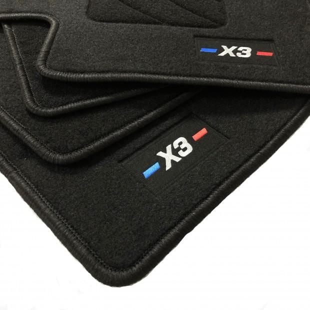 Alfombrillas BMW X3 e83