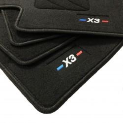 Fußmatten BMW X3 F25