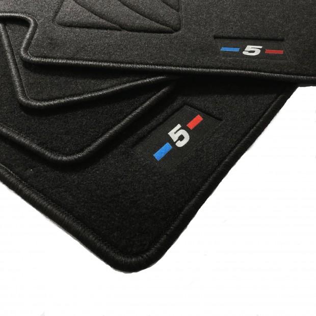 Alfombrillas BMW Serie 5 e60