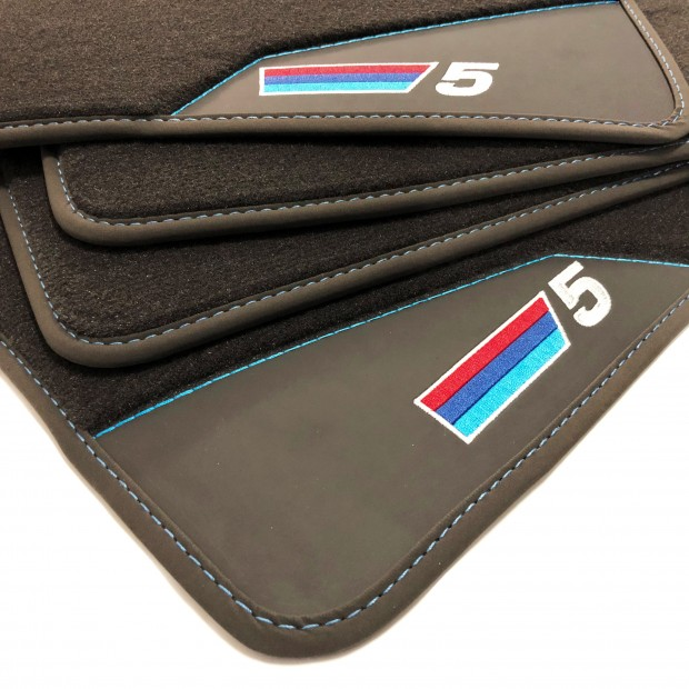 Floor mats, Leather BMW F10