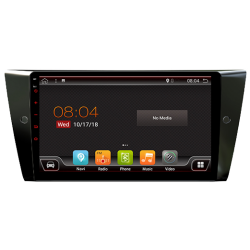 """GPS navigation touch for BMW 3 Series e90, e91, e92 and e93 (2005-2013). Android 9"""""""