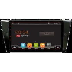 """GPS touch-screen für BMW Serie 3 e90, e91, e92 und e93 (2005-2013). Android 9"""""""