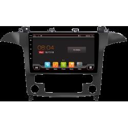 """Navegador GPS táctil para Ford S-Max (2007-2018), Android 9"""""""