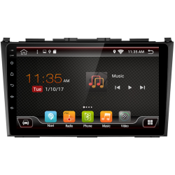 "GPS-navigator mit touchscreen für Honda CR-V (2007-2011), Android 9"""