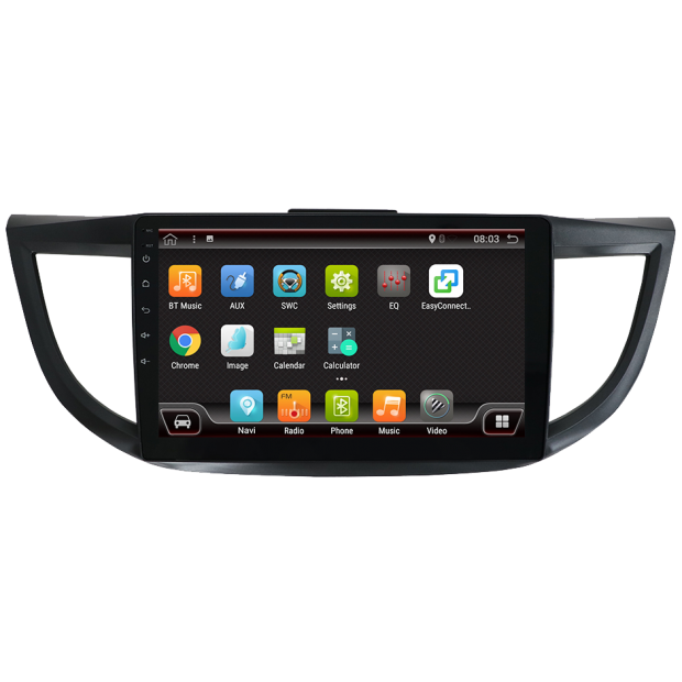 """GPS navigation touchscreen for Honda CR-V (2012-2015), Android 10,1"""" (Canbus, 2015)"""
