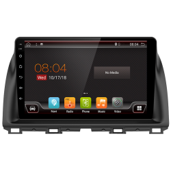 "Navigatore GPS touch per Mazda CX-5 (2012-2017), Android 10,1"""