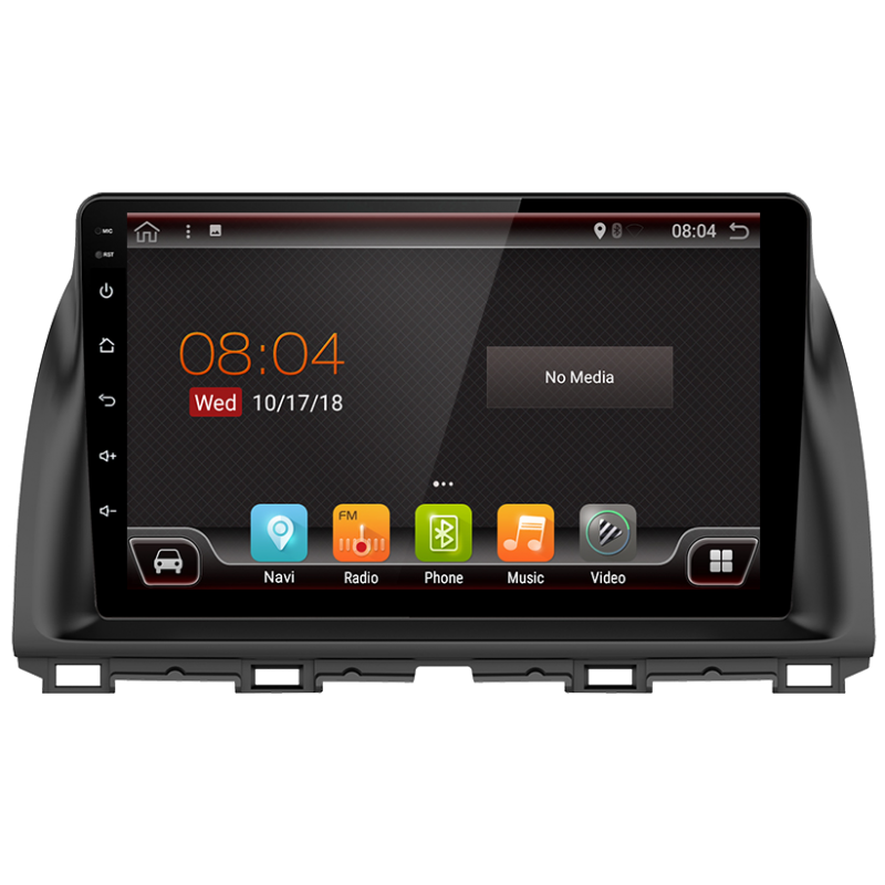 """Browser GPS touch for Mazda CX-5 (2012-2017), Android 10,1"""""""