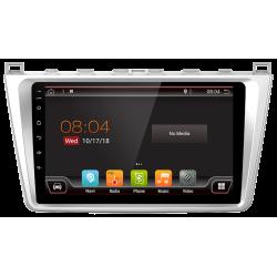 "Navigateur GPS tactile pour Mazda 6 (2008-2013), Android 9"""