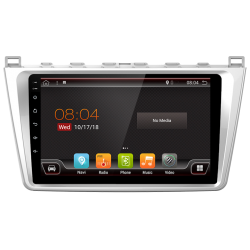 Navigatore GPS touch per Mazda 6 (2008-2013), Android 9""