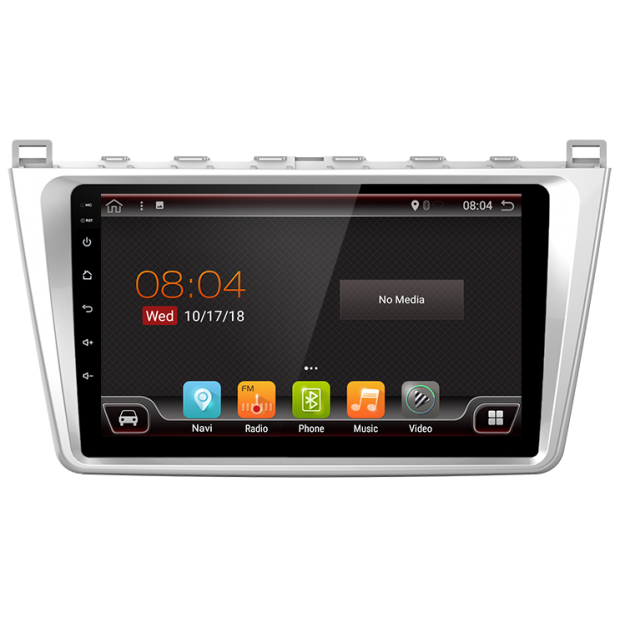 """Browser GPS touch for Mazda 6 (2008-2013), Android 9"""""""