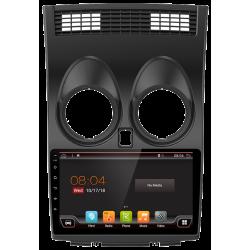 "GPS navigator touchscreen for Nissan Qashqai (2007-2012), Android 9"""